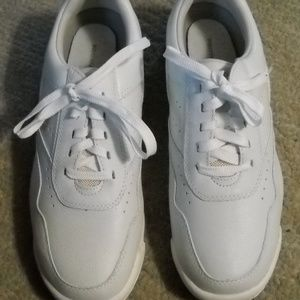 MEN'S NEW ROCKPORT WHITE SNEAKERS SIZE 9.5